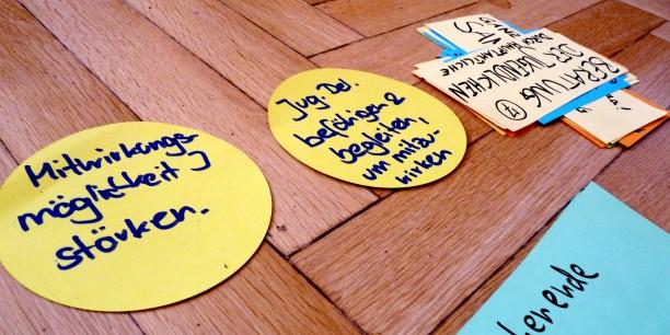 Mitwirkungsmöglichkeiten Jugendlicher stärken – so lautet ein Ziel des JPT. Foto: © EAT