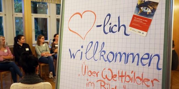 16 engagierte und diskussionsfreudige Teilnehmer*innen trafen sich vom 10. bis 12. November in der Jugendbildungsstätte Junker Jörg. Foto: ©Désirée Reuther