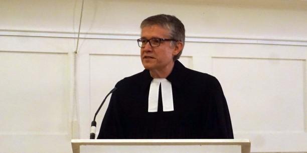 Akademiedirektor Dr. Sebastian Kranich predigte über die Bedeutung der Weisheit. Foto: © EAT