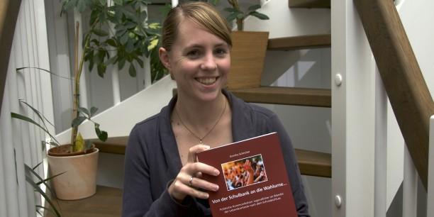 Gerade erschienen: Die Doktorarbeit von Annika Schreiter. Foto: Privat