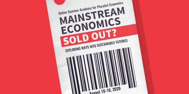Die Sommerakademie bringt mehr als 100 junge, an ökonomischen und gesellschaftlichen Zukunftsfragen Interessierte aus Deutschland mit Gleichgesinnten aus der ganzen Welt zusammen. Bild: Logo der Sommerakademie