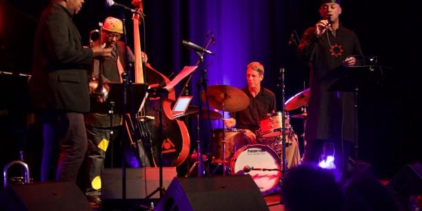 Die Tagung zum Band fand während der Jazzmeile in Thüringen im Jahr 2015 statt. Foto: ©Tina Peißker
