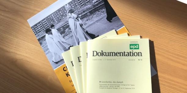Geschichte, die dampft - epd-Dokumentation ©EAT