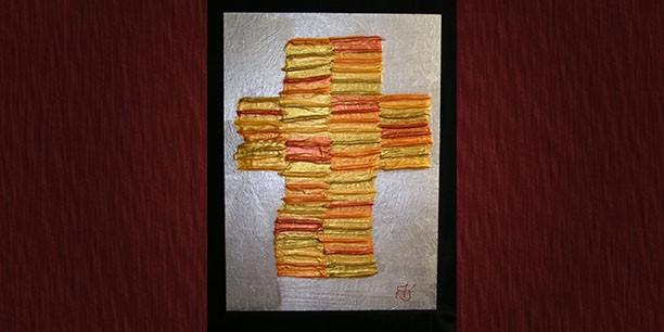Kreuz 71 (65x90) © Andrea Terstappen
