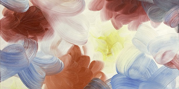 Das Bild zur Jahreslosung 2017 mit dem Titel »Heaven at work 21« stammt von dem Künstler Andreas Kuhn. Dieses und andere Werke werden im Rahmen der Ausstellung »Im Lichte der Unendlichkeit« vom 22.September bis 31.Dezember im Zinzendorfhaus aus.