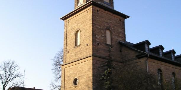 Coudray-Kirche Rastenberg. Foto: © Orgelförderverein Coudray-Kirche Rastenberg e. V.