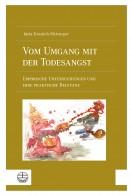 """Cover: """"Vom Umgang mit der Todesangst"""""""