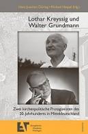 "Publikation ""Lothar Kreyssig und Walter Grundmann"""