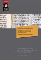 """Broschüre """"Reformation und Sprache"""""""