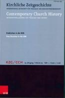 Freikirchen in der DDR