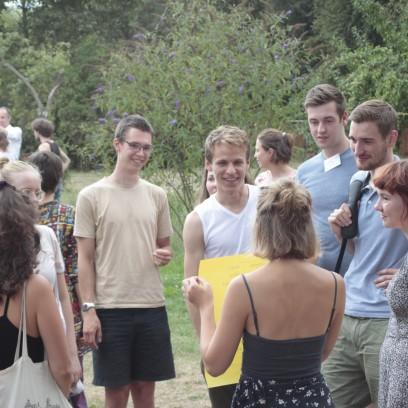 Intensive Diskussionen zur Gestalt einer gerechten und nachhaltigen Wirtschaft prägten die 2. Sommerakademie für Plurale Ökonomik. Foto: ©Lukas Böhm