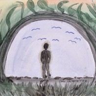 »Das letzte Tor«. Patientin G. in: Jutta Kranich-Rittweger: Vom Umgang mit der Todesangst
