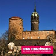 Stadtschloss Lutherstadt Wittenberg, Collage: © Maria Dreißigacker